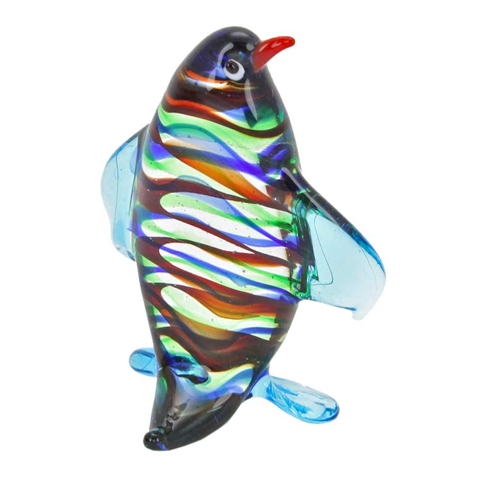 Striped Glass penguin