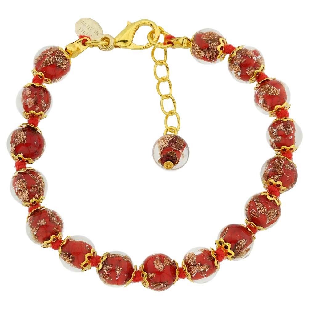 Sommerso Bracelet - Red