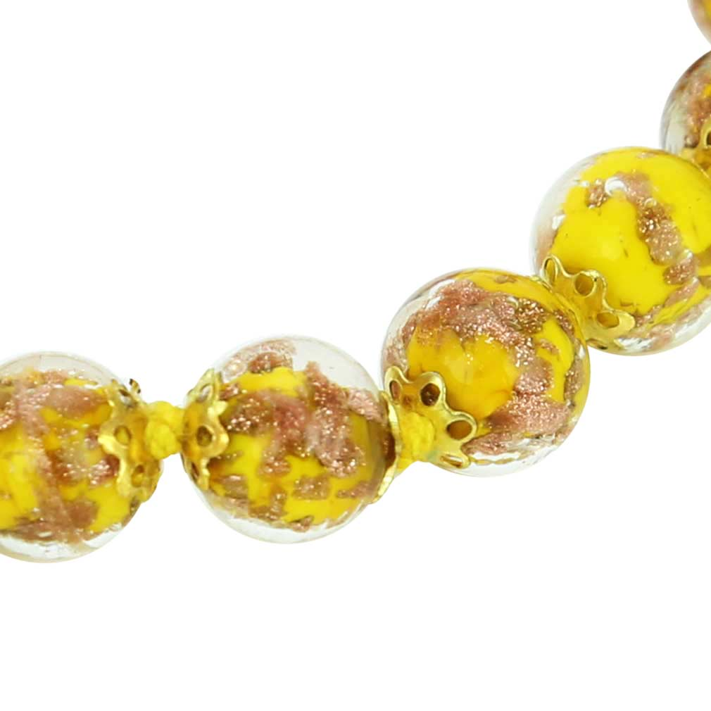 Sommerso Bracelet - Yellow