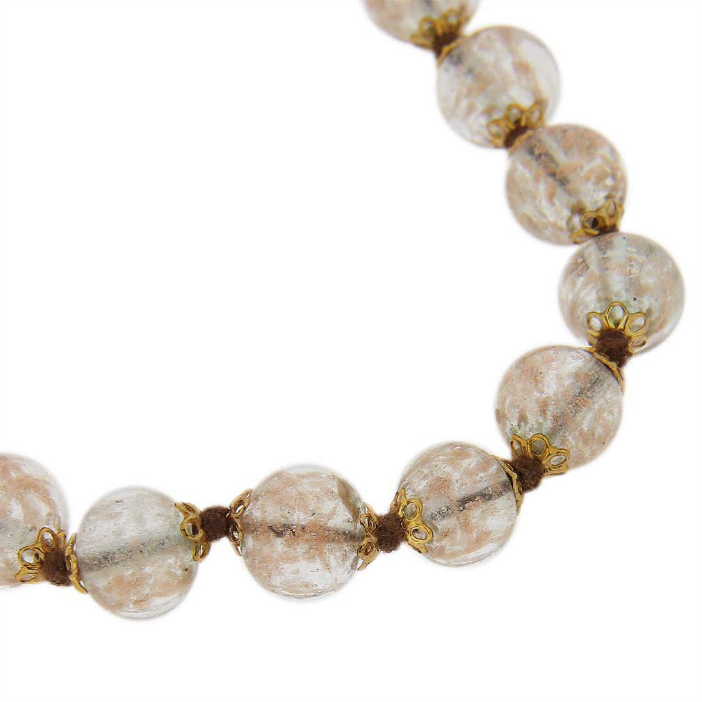 Sommerso necklace - champagne