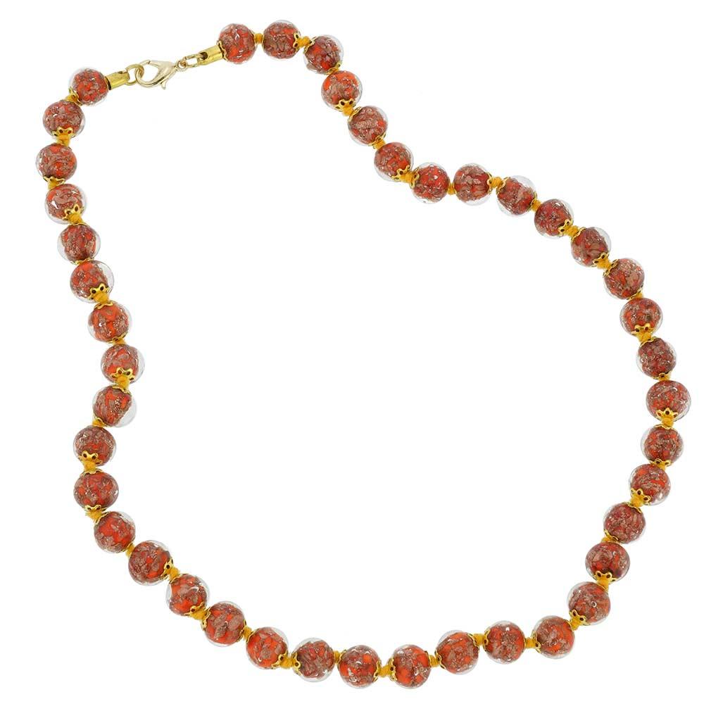 Sommerso necklace - dark aqua