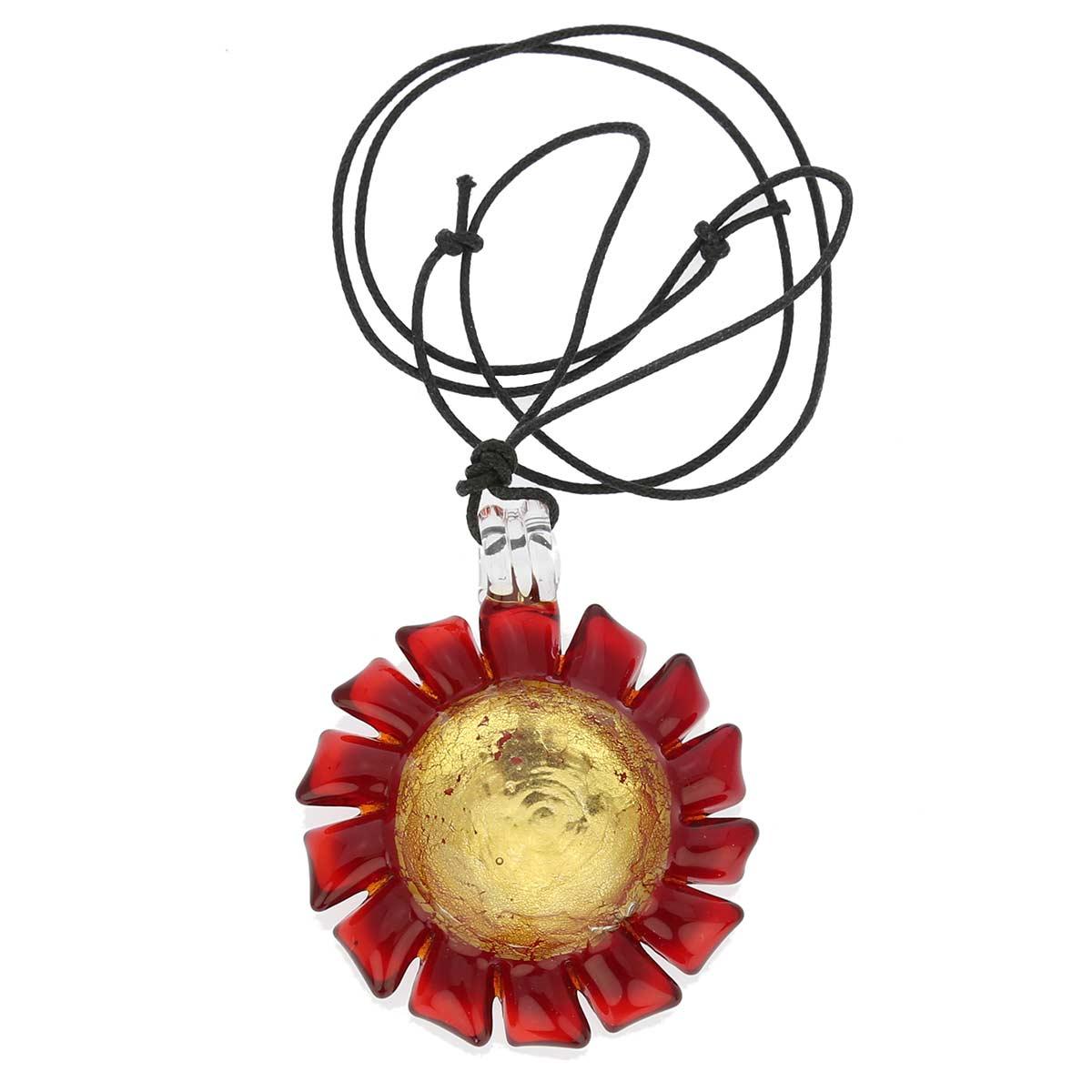 Venetian Sun pendant