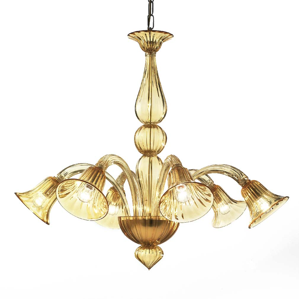 Chandelier Lighting Glass: Murano Glass Chandeliers