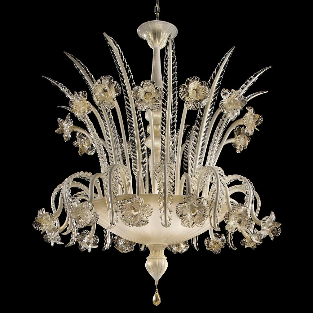 Primavera Murano Glass Chandelier