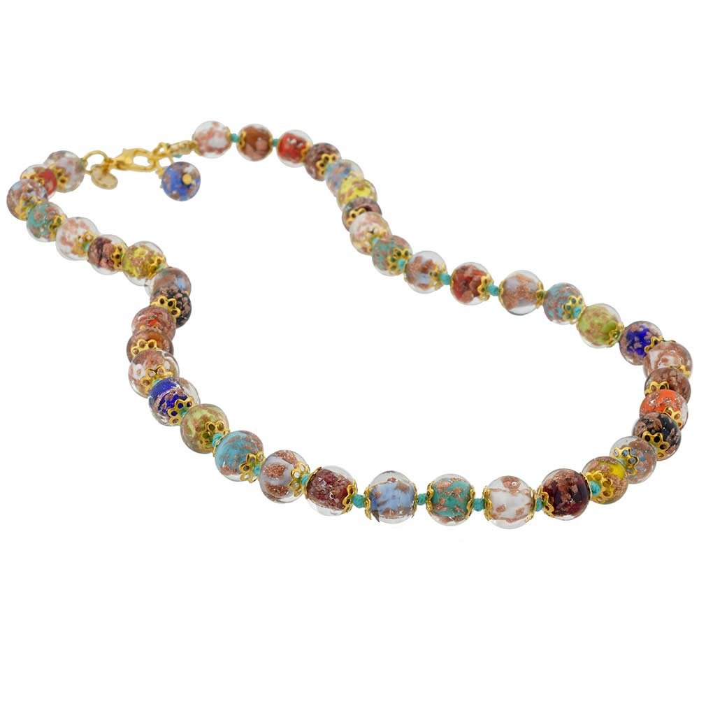 Sommerso necklace -multicolor