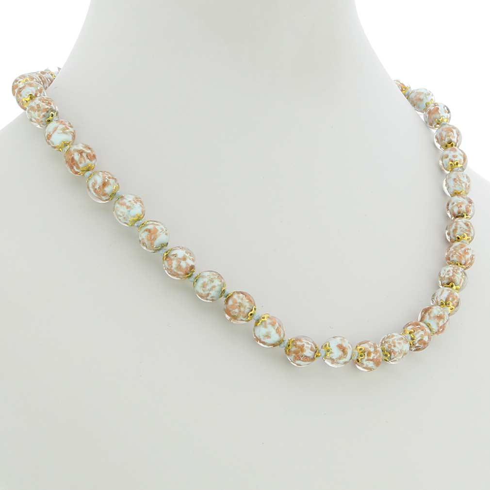 Sommerso Necklace - Tender Aqua