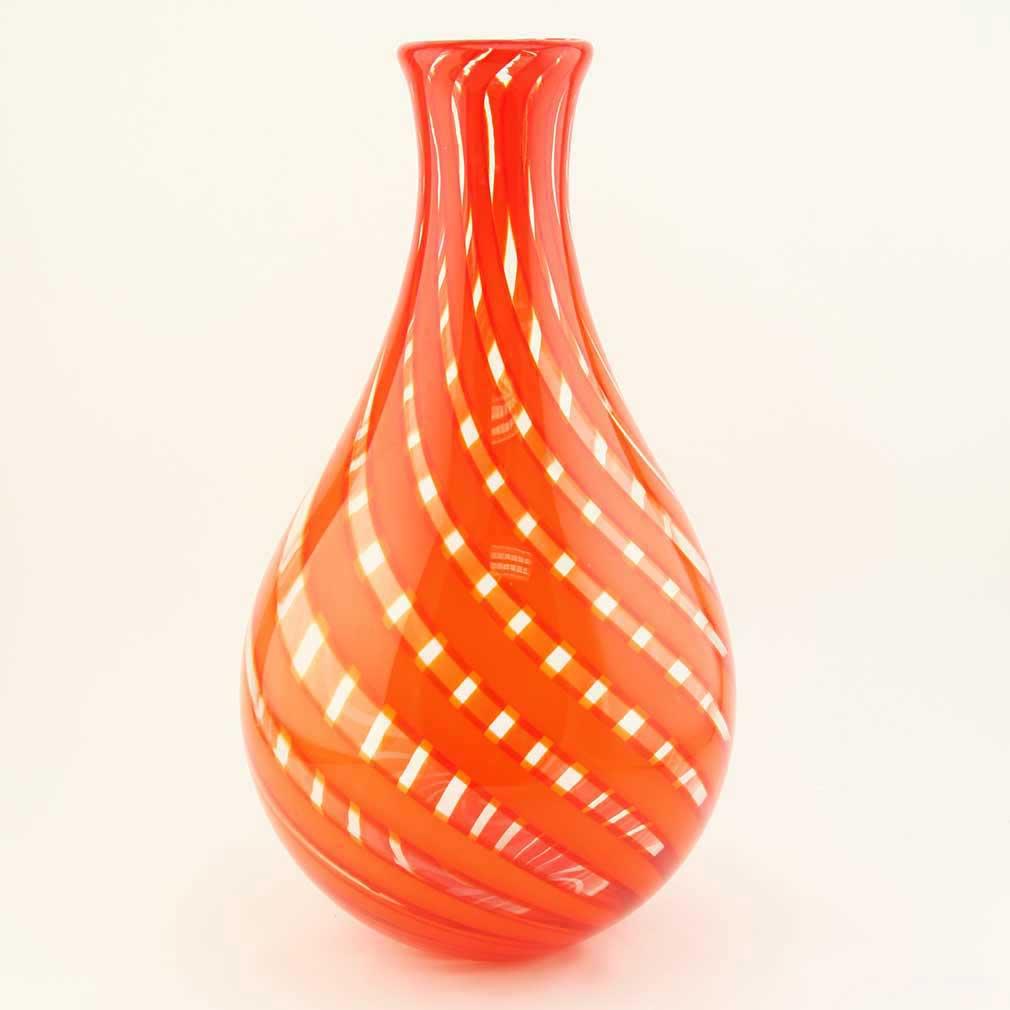 Art Glass Vase - Venetian Passion