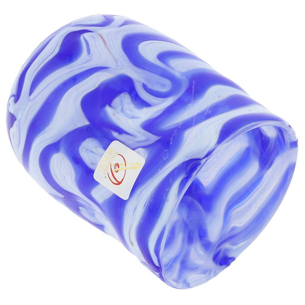 Aurora Murano Tumbler - Blue