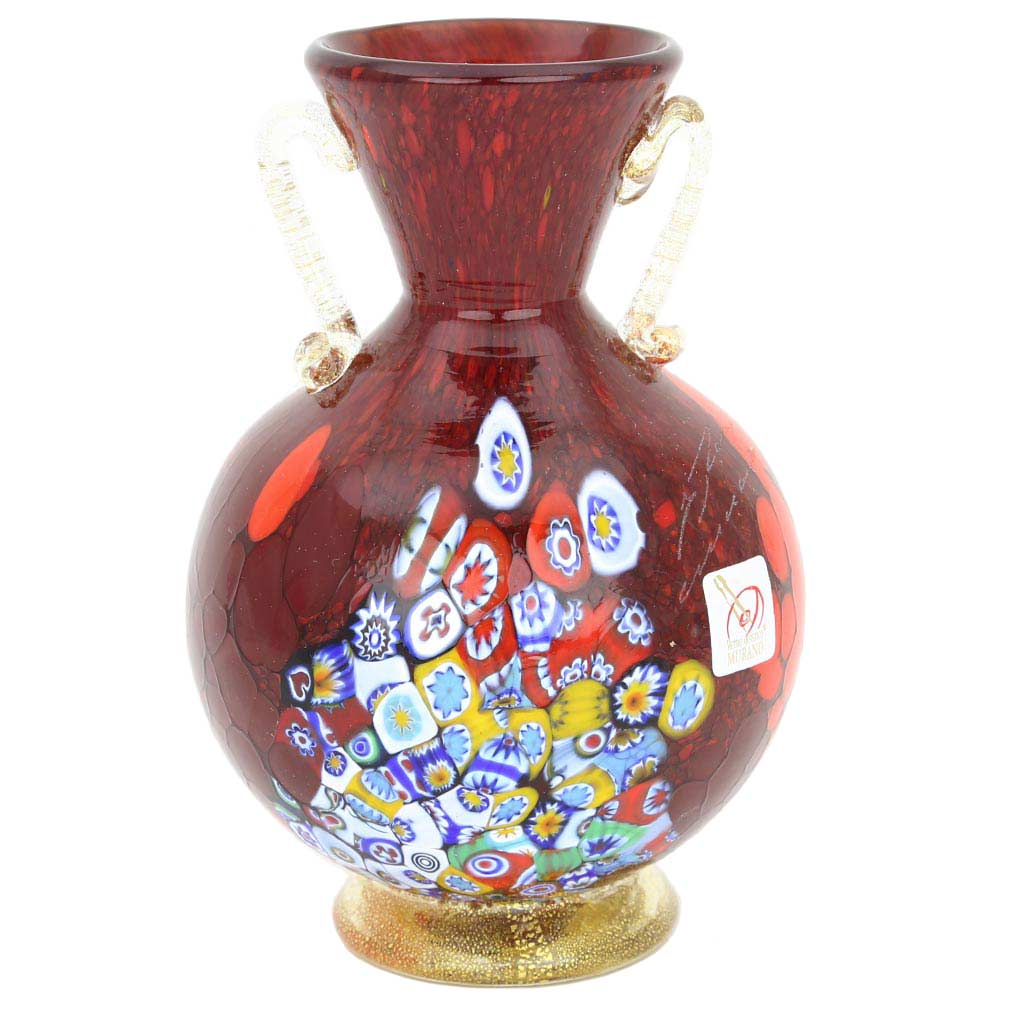murano glass vases murano glass murano glass jewelry imported from venice italy glassofvenice. Black Bedroom Furniture Sets. Home Design Ideas