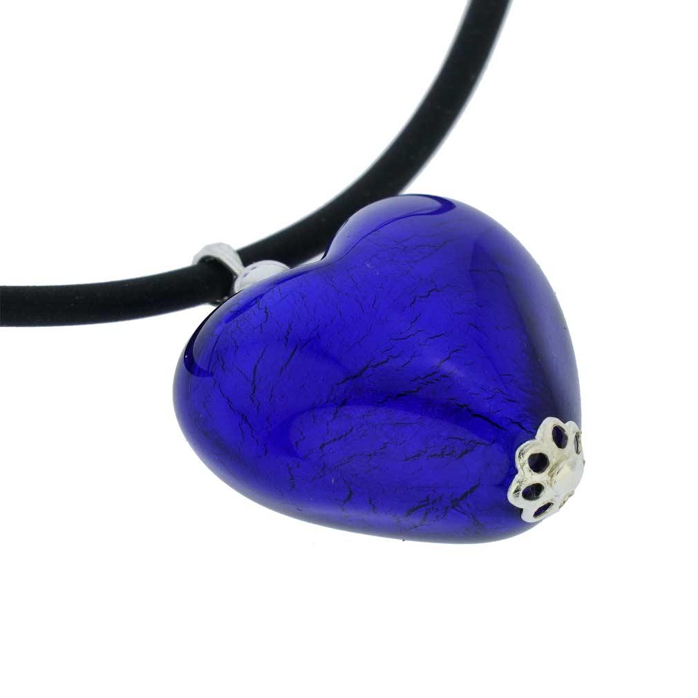 Venetian Reflections Jewelry Set - Blue