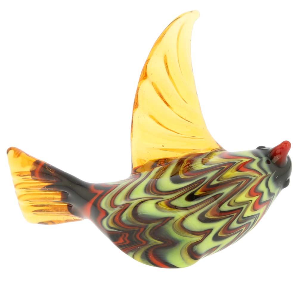 Festooned Glass dove