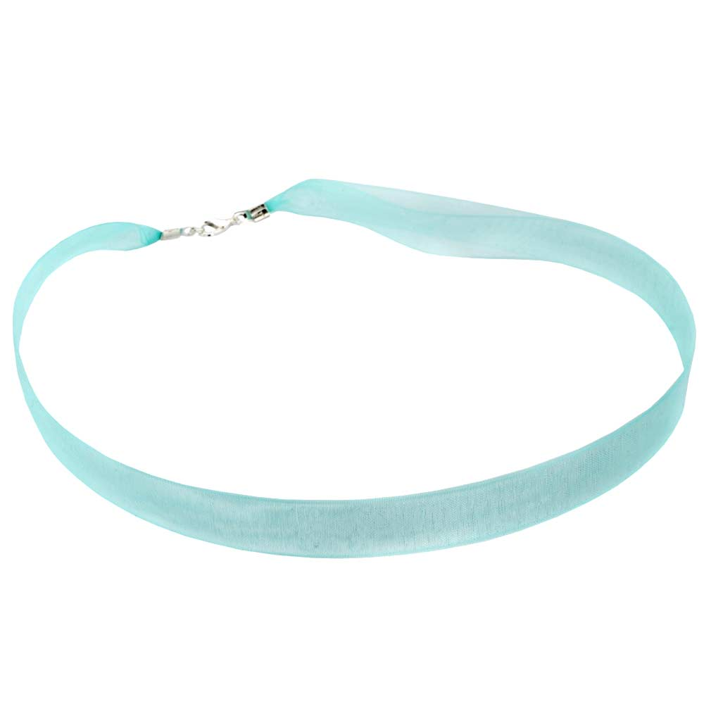 Organza Ribbon - sky blue