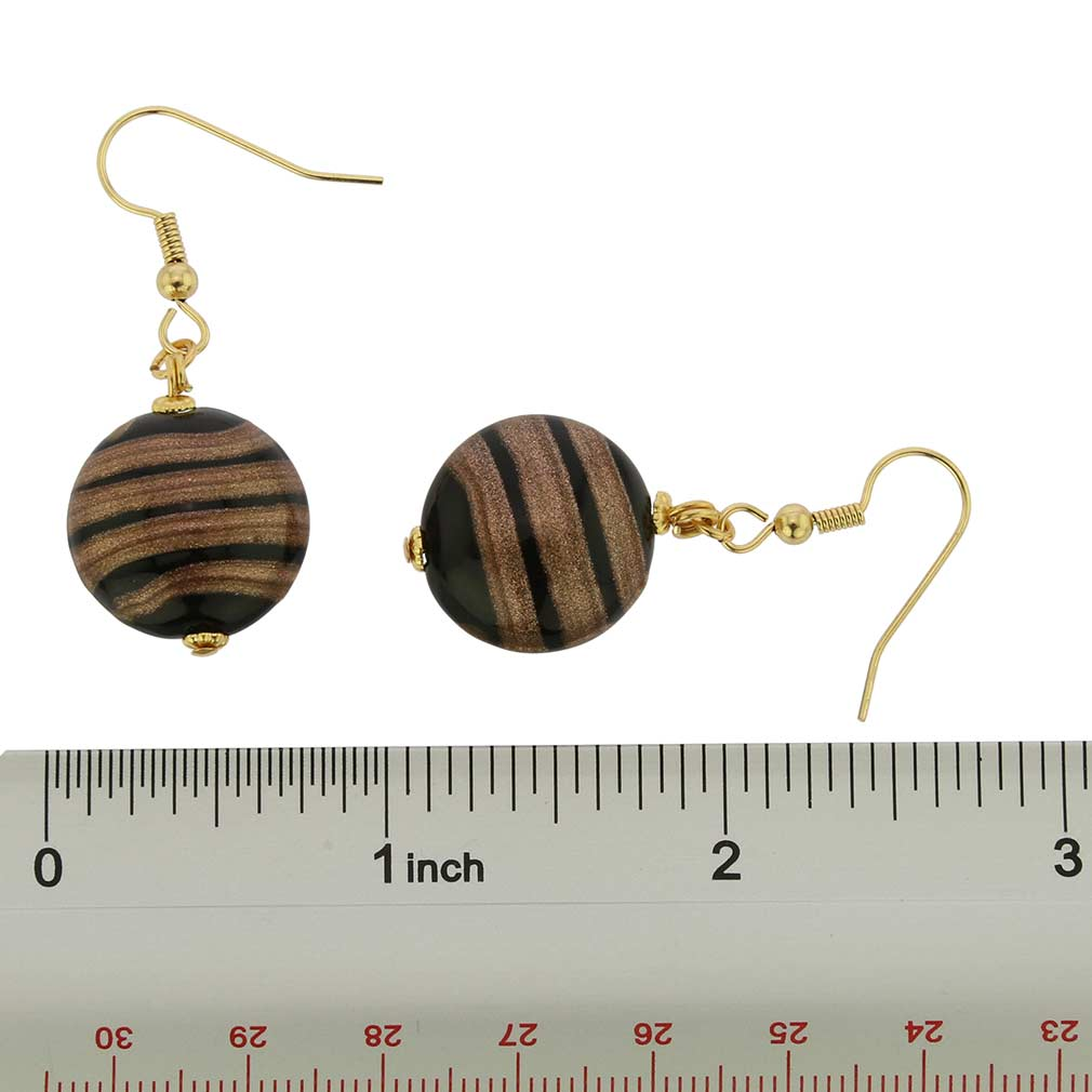 Vecchia Murano earrings