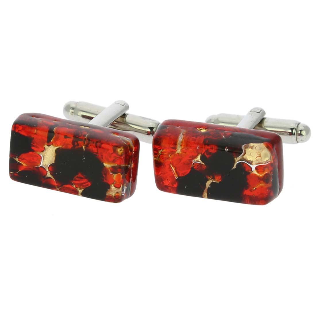 Venetian Classic cufflinks - rectangular #4