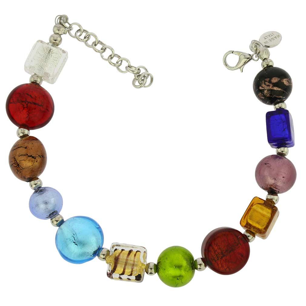 Arlecchino Murano Bracelet