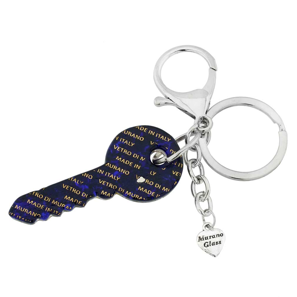 Key to Murano Keychain #1