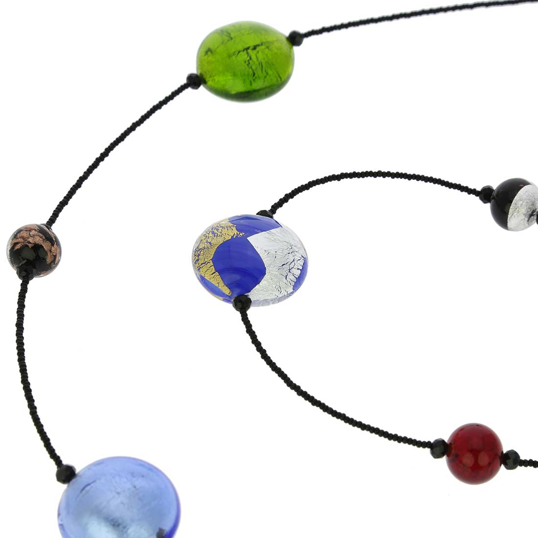 Lucia Murano Necklace - Multicolor