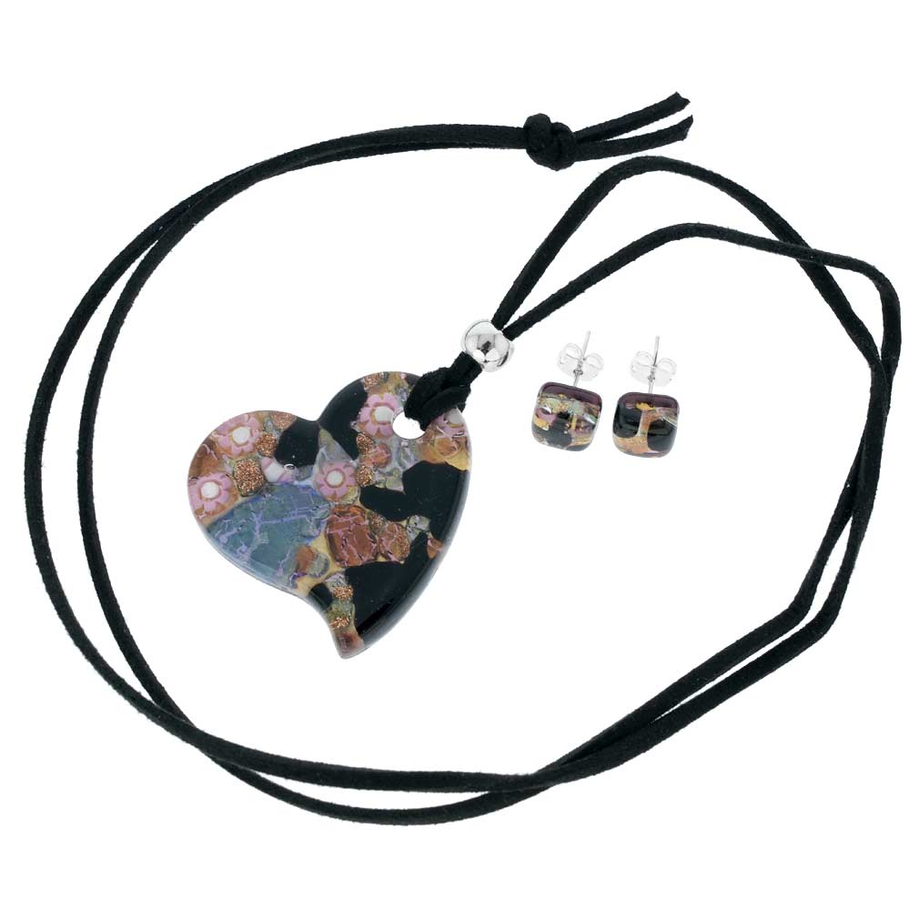 Venetian Reflections Jewelry Set #1