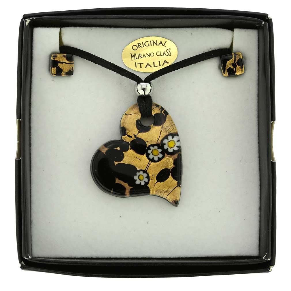 Venetian Reflections Jewelry Set #4