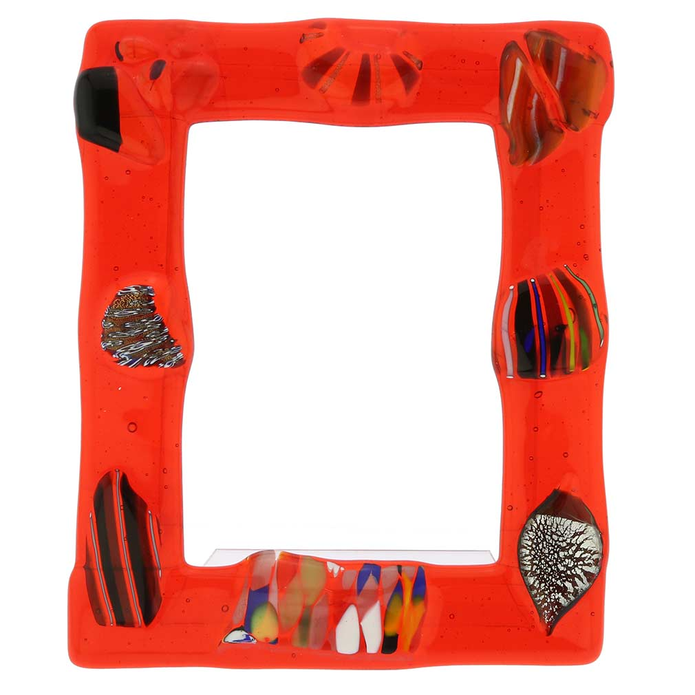 Murano Glass Photo Frame 3.5x5 inch