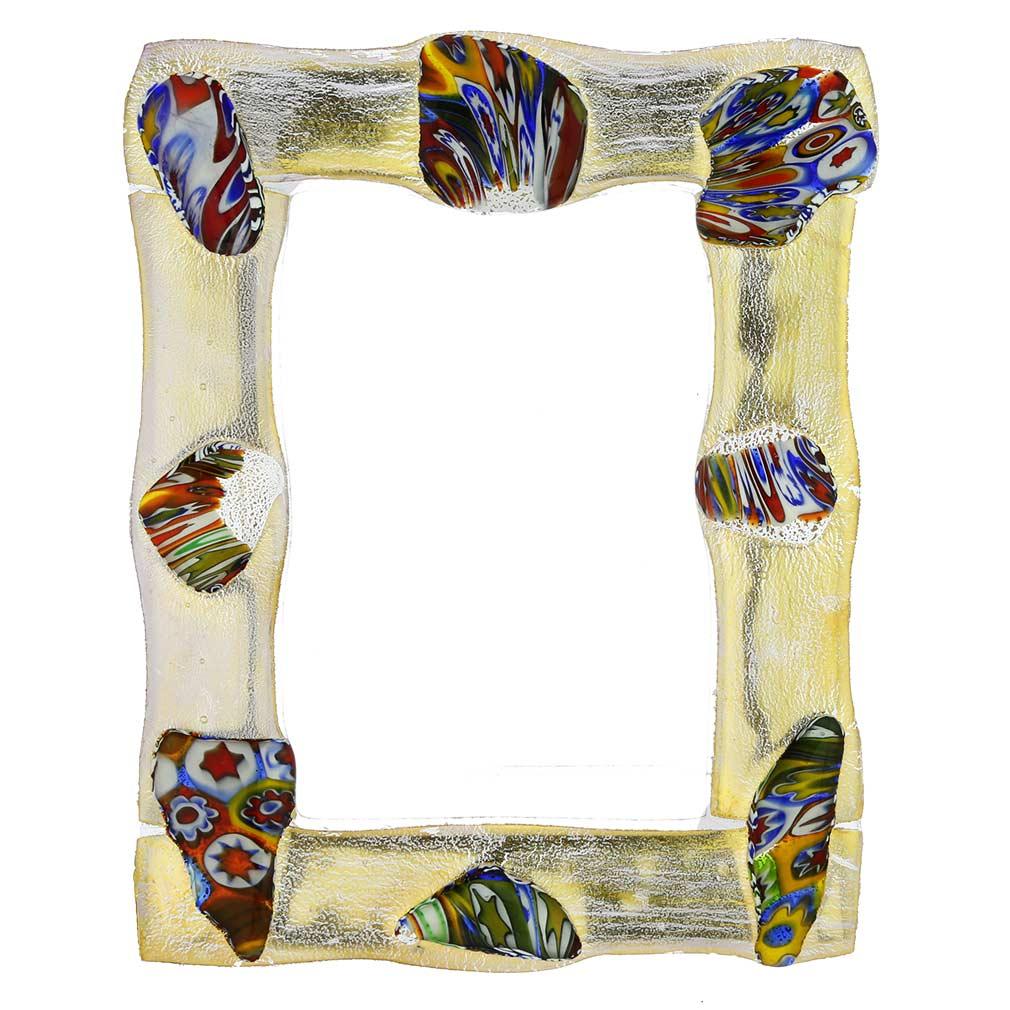 Murano Glass Photo Frame 3.5x5 inch #3