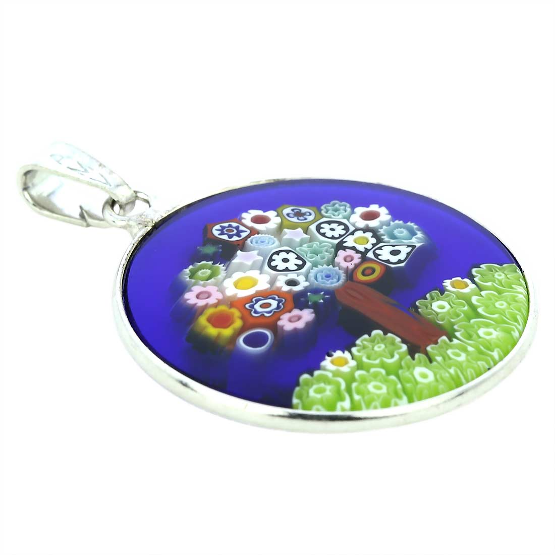 Medium Millefiori Pendant \