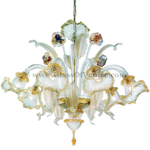 Canal Grande series Chandelier 8 lights