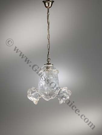 Canal Grande series Pendant 1 light D 25