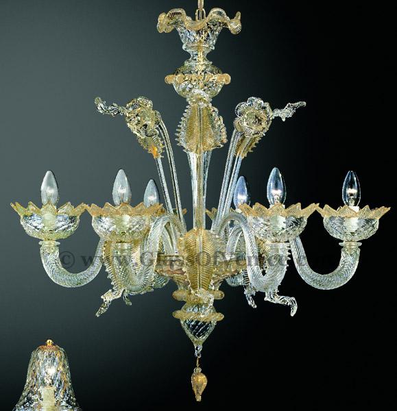 Casanova series Chandelier 6 lights
