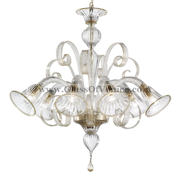 Venezia series Chandelier 6 lights