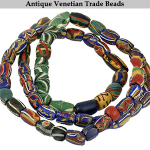 Antique Venetian Trade Beads