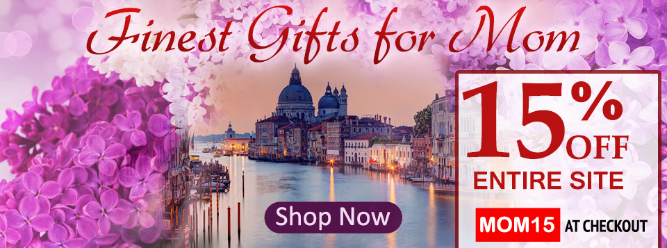 Murano Glass Mother's Day Gifts