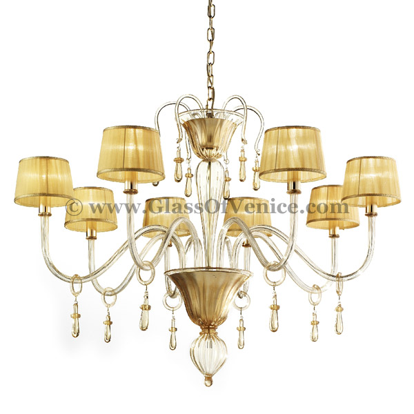 Venier series Chandelier 8 lights