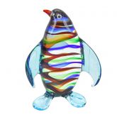 Striped Glass Penguin