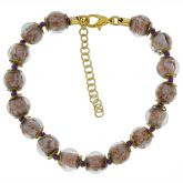 Sommerso Bracelet - Purple