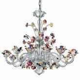 Giardino Murano Glass Chandelier