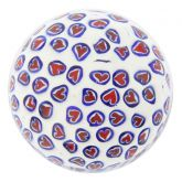 Murano Millefiori Round Paperweight - Small - 2 Inches