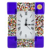 Venetian Glass Alarm Clock Klimt