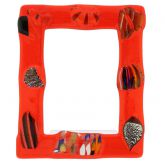 Murano Glass Photo Frame 3.5X5 Inch