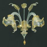 Geppa Murano Glass Sconce