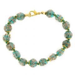 Sommerso Bracelet - Jade Green