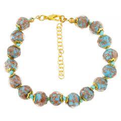 Sommerso Bracelet - Dark Aqua