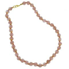 Sommerso Necklace - Pink