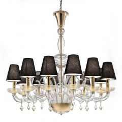 Armilla Murano Glass Chandelier