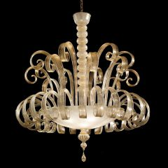 Autunno Murano Glass Chandelier