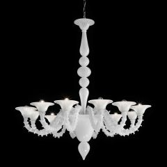 Firenze Murano Glass Chandelier