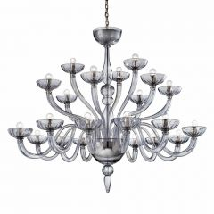 Kali Murano Glass Chandelier