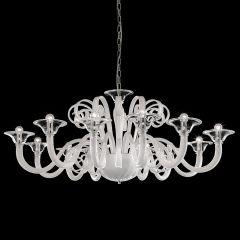 Mikkeli Murano Glass Chandelier