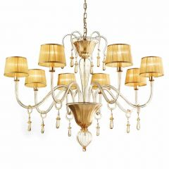 Parigi Murano Glass Chandelier