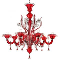 Vens Murano Glass Chandelier